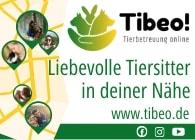 Tibeo Tierbetreuung Banner breit Tierhalter
