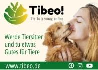 Tibeo Tierbetreuung Banner breit Tiersitter