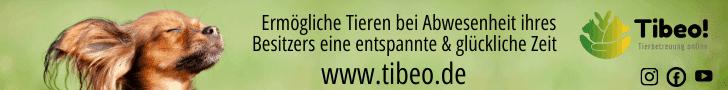 Tibeo Tierbetreuung Banner schmal Tiersitter2