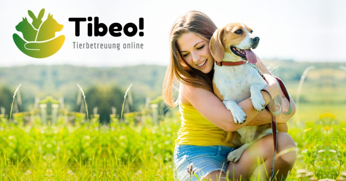 Tibeo Tierbetreuung Facebook Post