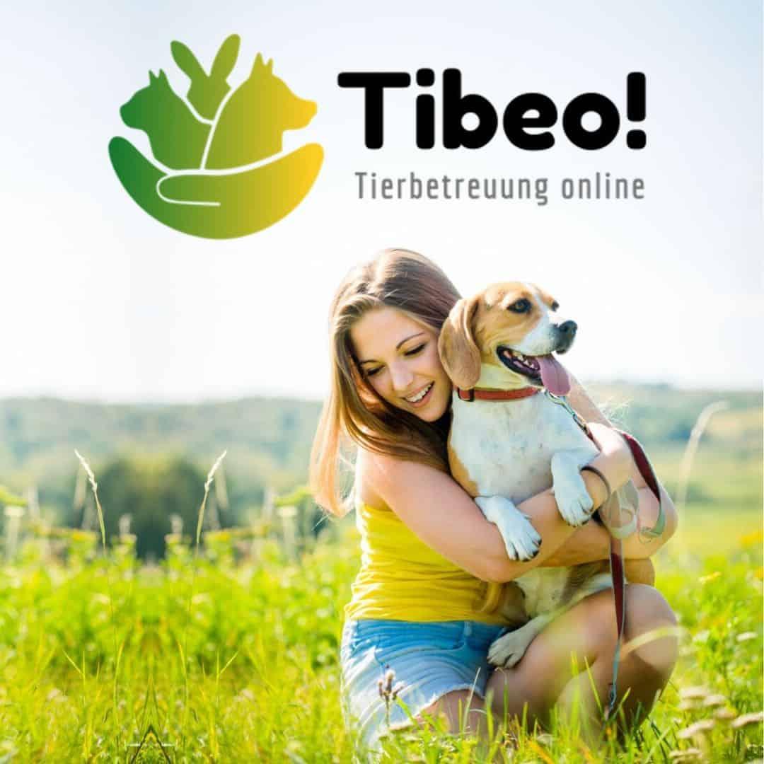 Tibeo Tierbetreuung Instagram Post